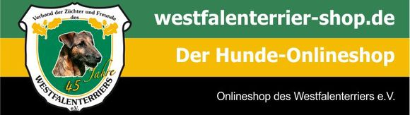 Westfalenterrier Onlineshop